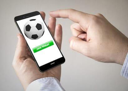 wettanbieter app